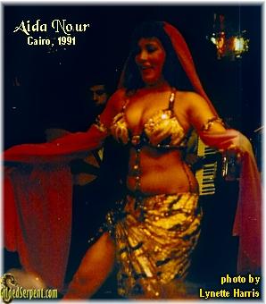 Aida Nour 1991 by Lynette