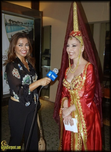 Amani TV interview