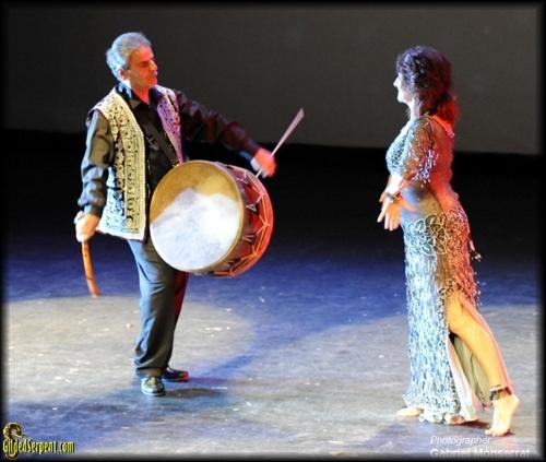 Morwena and Walid