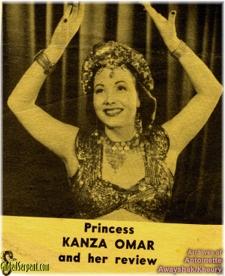 Kanza Omar