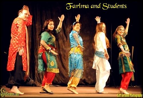 Farima & Students