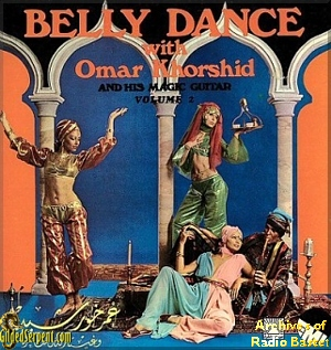 Omar Khorshid LP Cover