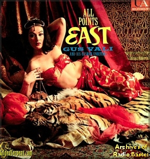 All Points East LP cover from the Radio Bastet Archives