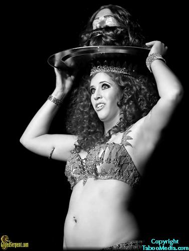 Nyla as Salome