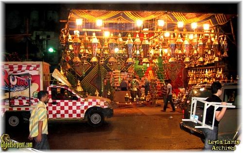 Lamps for Ramadan