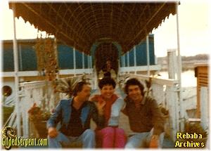 Rebaba in Baghdad