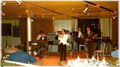 Rebaba's band