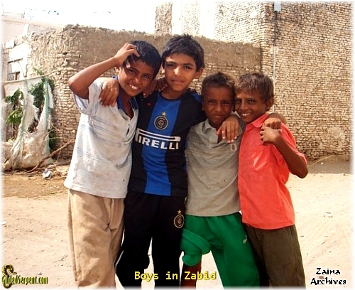 Boys of Zabid