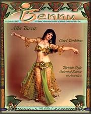 Bennu Cover 2005