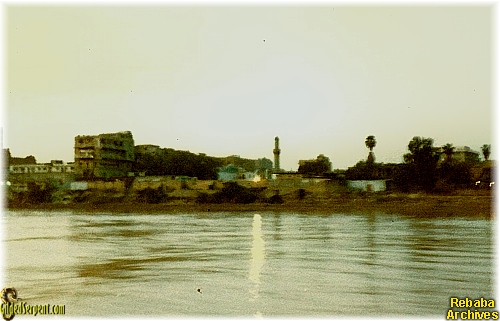 The Tigris River