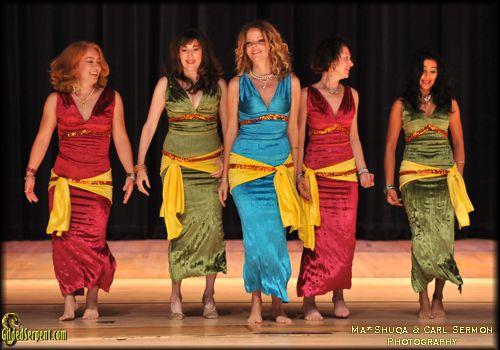 Aswan Dancers