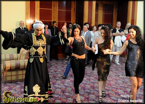 Egyptian Folklore Groups and Guests