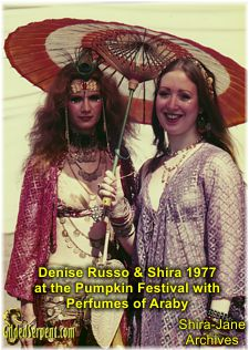 Denise Russo and Shira