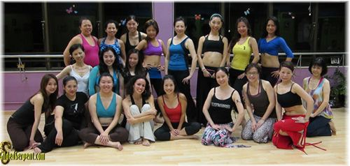 Workshop in Hong Kong