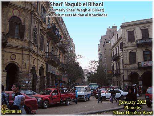 Shari' Naguib el Rihani