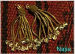 Najia's tassels