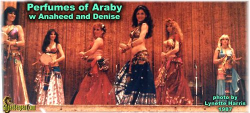 Perfumes of Araby
