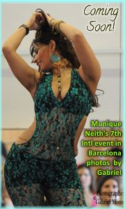 Randa teaches in Barcelona
