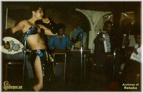 Dancing in LA