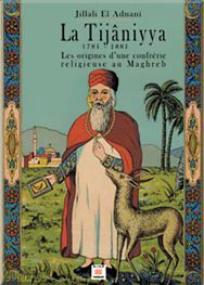 Book Cover with Sain Sidi Tijani
