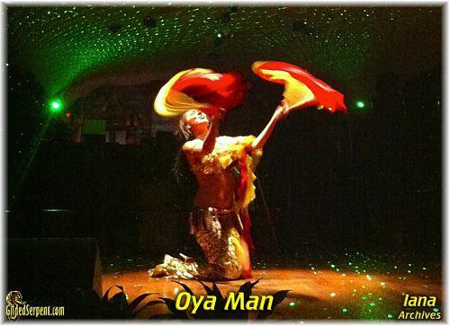 Oya Man
