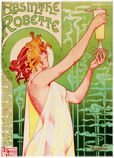 wikicommons-Privat-Livemont-Absinthe Robette-1896