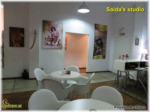 Saida's Studio