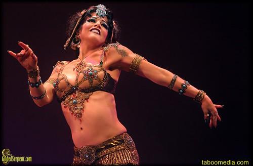 Princess Farhana as Mata Hari