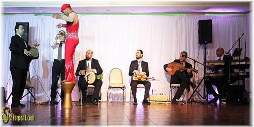 Tito performing
