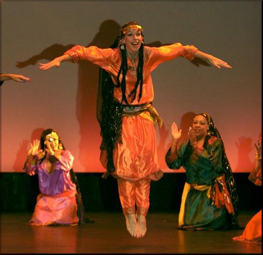 Photos de danseurs Groupealoft