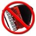no accordion!