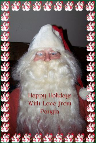 Pat of Pangia wished you a happy  holiday!
