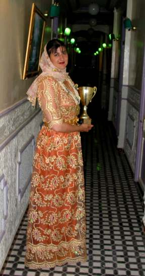 Algerian Dresses