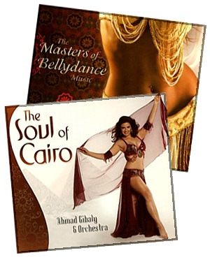 Masters and Soul of Cairo CDs
