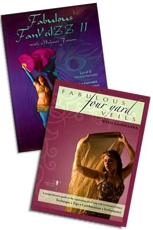 2 Veil DVDs