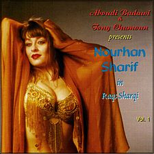 Nourhan and Tony CD
