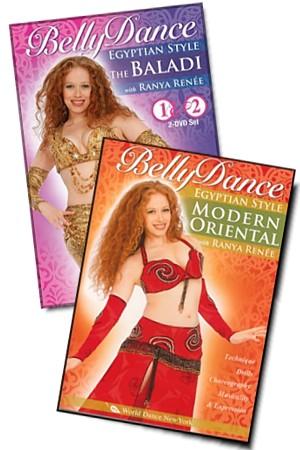 Ranya's 2 DVDs