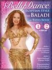 Ranya's Baladi DVD