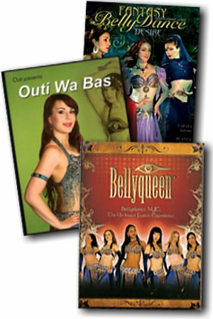 Elianae reviews 3 DVDS